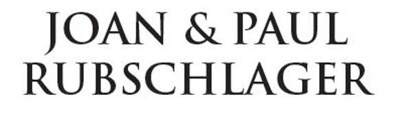 Paul & Joan Rubschlager