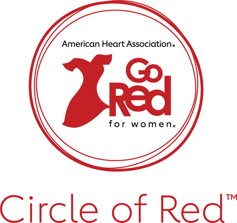 AHA Circle of Red Logo